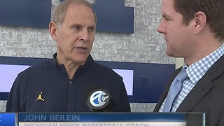 12-12 John Beilein 1-on-1 - Video