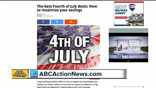 Fourth of July deals: How to maximize your savings - Video