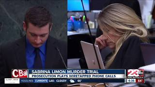 Day 7 of Sabrina Limon trial will continue Tuesday - Video