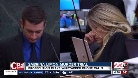 Day 7 of Sabrina Limon trial will continue Tuesday