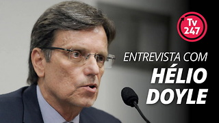 TV 247 - Entrevista com Hélio Doyle - Video