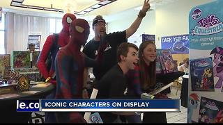Cosplayers impress at Treasure Valley Comic Con