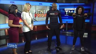 Fitness Friday: Kettlebell workouts