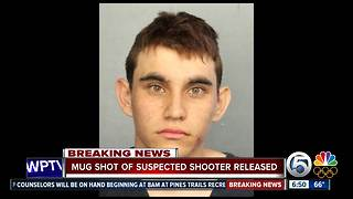 Parkland shooting suspect booked at Broward County Jail - Video