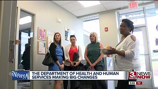 The Department of Health and Human Services Making Big Changes