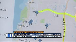 Ridge Road extension could become reality soon - Video