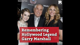 Remembering Hollywood Legend Garry Marshall