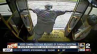 State's Attorney deems fatal police-involved Dundalk shooting 'justified' - Video