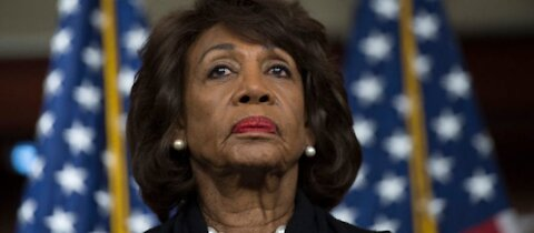 Maxine Waters may have benefitted Chauvin