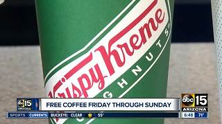 Drink up: Check out these National Coffee Day deals! - Video