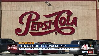 KC's Pepsi plant closure reflection of changing tastes