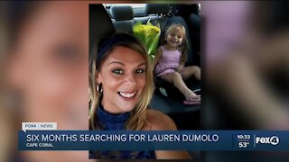 Lauren Dumolo search party