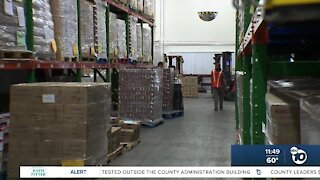 Month of a Million meals has a record 2020 campaign