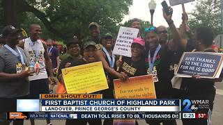 Good morning from the First Baptist Church of Highland Park! - Video