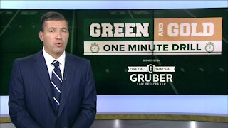 Green and Gold One Minute Drill: October 19
