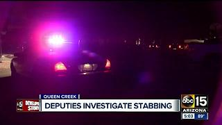 Deputies investigating possible stabbing in Pinal County - Video
