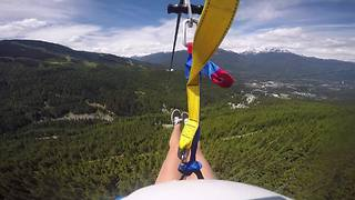 The Sasquatch Zipline at Ziptrek Whistler is one extreme experience!
