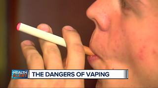 Ask Dr. Nandi: Vaping might be more dangerous than you think