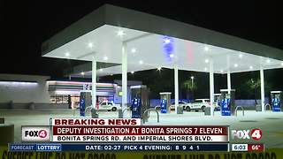 Deputies investigating Bonita Springs convenience store