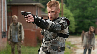 'The Walking Dead's' Daniel Newman Talks Coming Out On YouTube - Video