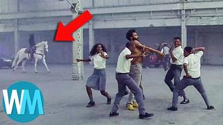 """Top 5 Things You Didn't Notice in Childish Gambino's """"This Is America"""" Video - Video"""