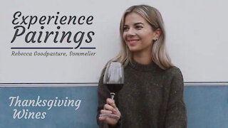 (S5E22) Experience Pairings with Rebecca Goodpasture, Sommelier - Thanksgiving Wines