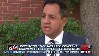 Downtown Safety Concerns