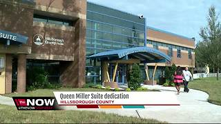 Queen Miller Suite dedication - Video