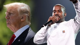Trump Says Kanye Likes Him Because Unemployment Is Low. Is It? - Video