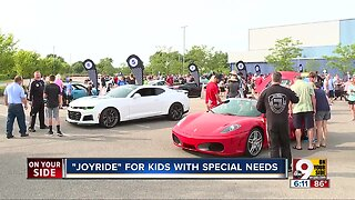 """Joyride"" for kids with special needs"
