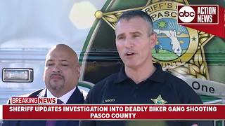 Sheriff: 3 biker gang members arrested in connection to homicide near Suncoast Parkway - Video