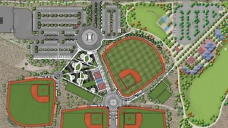 New 25 acre sports complex coming to Mountains Edge - Video