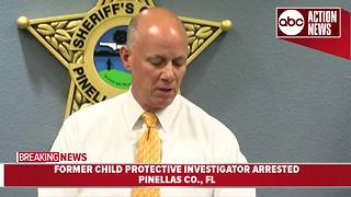 Former child protective investigator arrested for falsifying records - Video