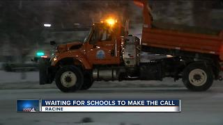 Racine Unified Schools closed for a snow day - Video