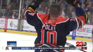 Condors beat Eagles in first home Calder Cup Playoff game