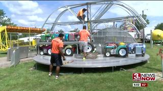Sarpy County Fair taking safety steps before fair - Video