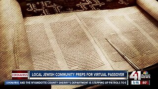 Local Jewish community preps for virtual passover