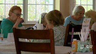 Assisted living facilities coping with pandemic, trying to keep residents happy and healthy