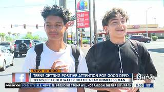 13 Action News viewers help identify teenage good Samaritans - Video