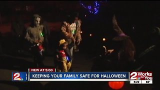 Keeping your family safe for Halloween