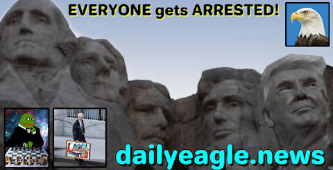 Everyone gets ARRESTED in DC