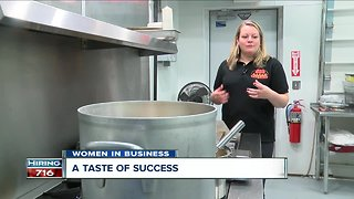 Women in Business: tasting success after tragedy