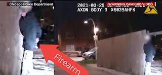 New body cam footage shows fatal shooting of 13-year-old