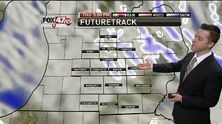 Dustin's Forecast 3-8 - Video