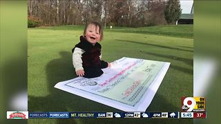 Turner family raises $20K for Down Syndrome Association of Greater Cincinnati - Video
