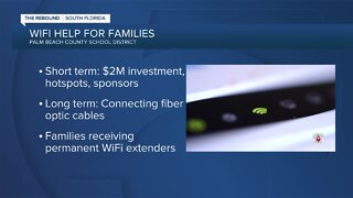 Palm Beach County School District improving internet access for thousands of families