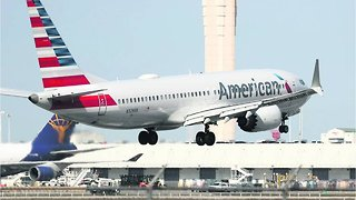American Airlines Passenger Arrested After Unruly Actions