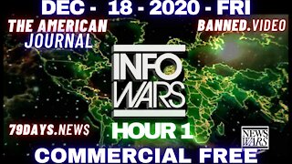 #AmericanJournal: Call In Special With Alex Jones