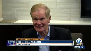 Sen. Bill Nelson reacts to Trump and Syria - Video