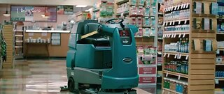 Technology reinventing workplace cleaning